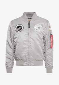 Alpha Industries - NASA - Bomberjacks - silver - 5