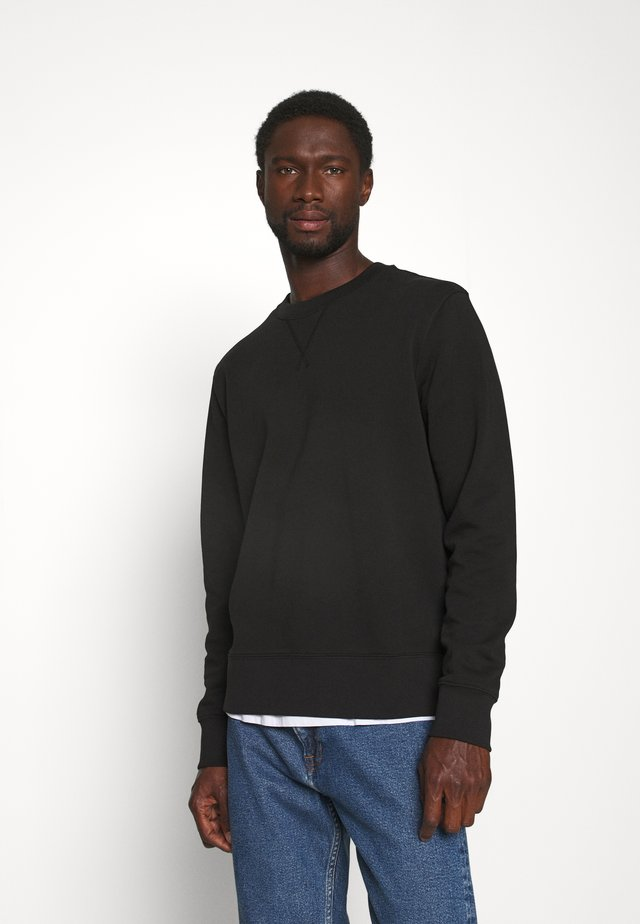Sweatshirt - Sweatshirt - black dark