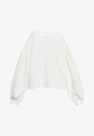 MALIBUT - Sweater - blanc cassé