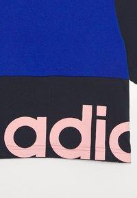 adidas Performance - YG LIN CB T - Print T-shirt - royal blue - 2