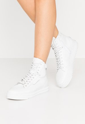 ZOOM - High-top trainers - bianco