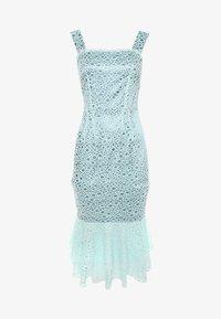 Madam-T - Cocktail dress / Party dress - hellgrün - 6