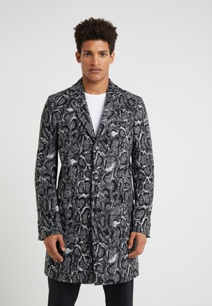 BLACOT - Classic coat - black/white