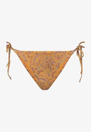 Bikini pezzo sotto - yellow