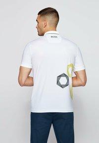 BOSS - PADDY MK - Polo shirt - white - 2