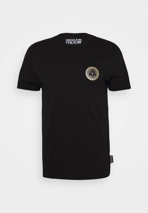 T-shirt z nadrukiem - black