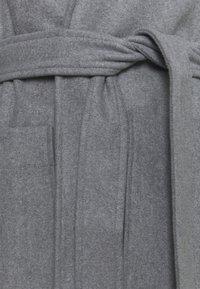 Saint Tropez - ERIKASZ COAT - Classic coat - cool grey melange - 2