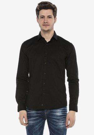 HECTOR - Formal shirt - schwarz