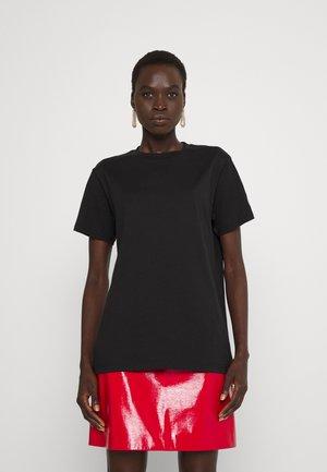 CHARITY - Print T-shirt - black