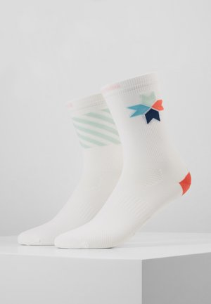 SPECIALISTE COOL BIKE SOCK - Calcetines de deporte - white/luminesse