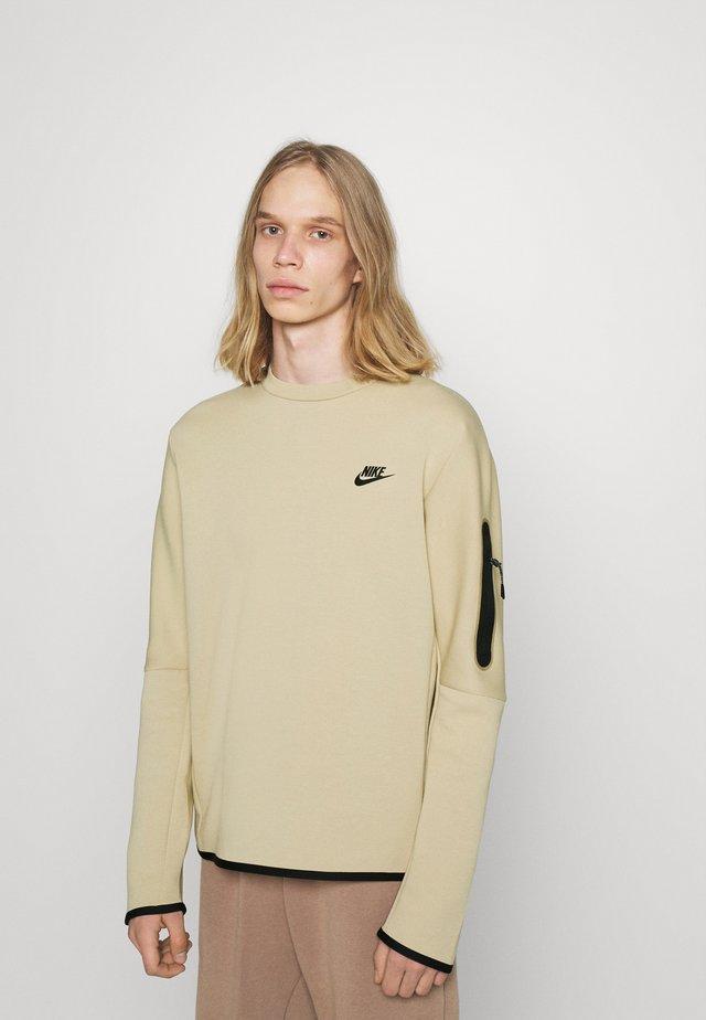 Sweatshirt - grain/black