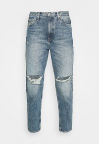 Calvin Klein Jeans - MOM - Relaxed fit jeans - denim medium - 4