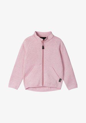 HOPPER - Fleece jacket - rosy pink