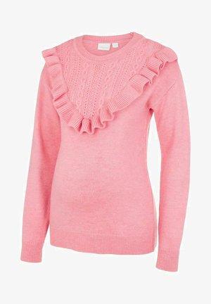 Jumper - geranium pink