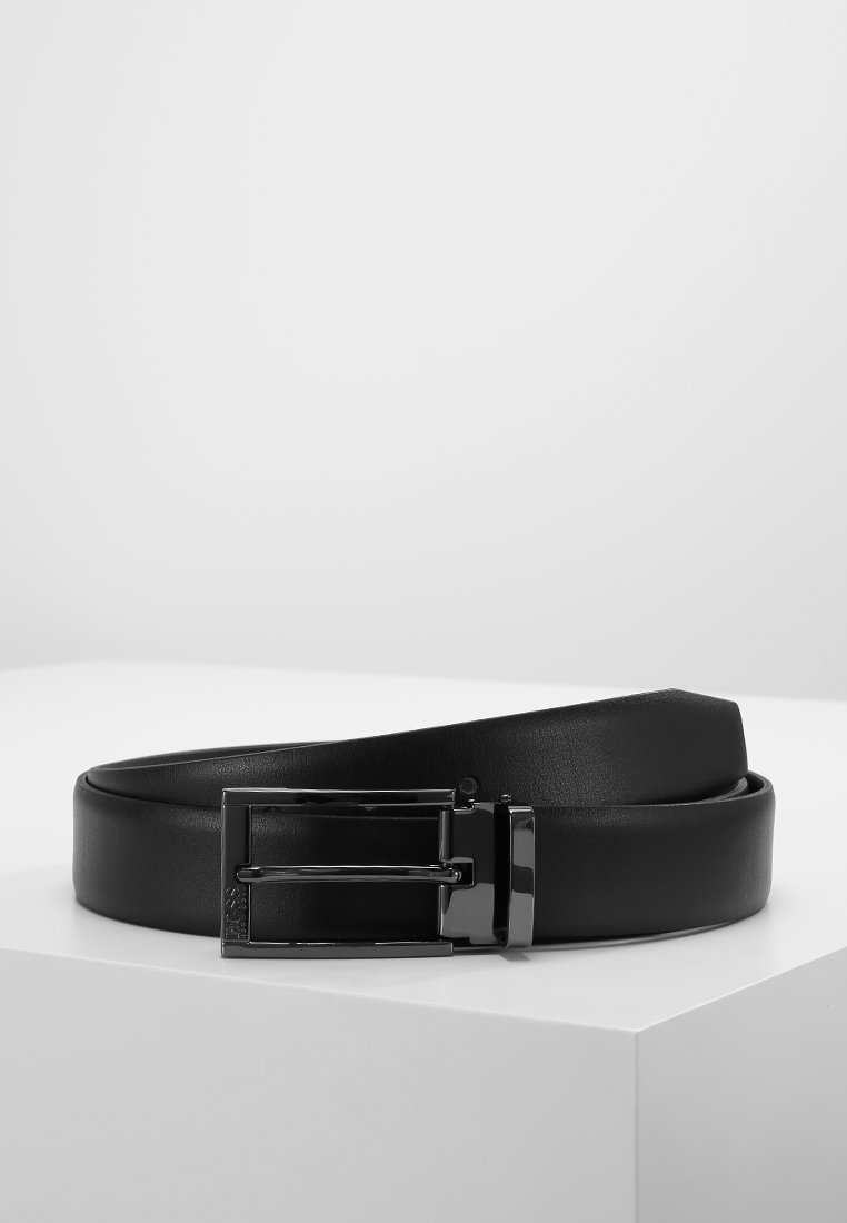 BOSS - OMAROSYN  - Belt business - black plain