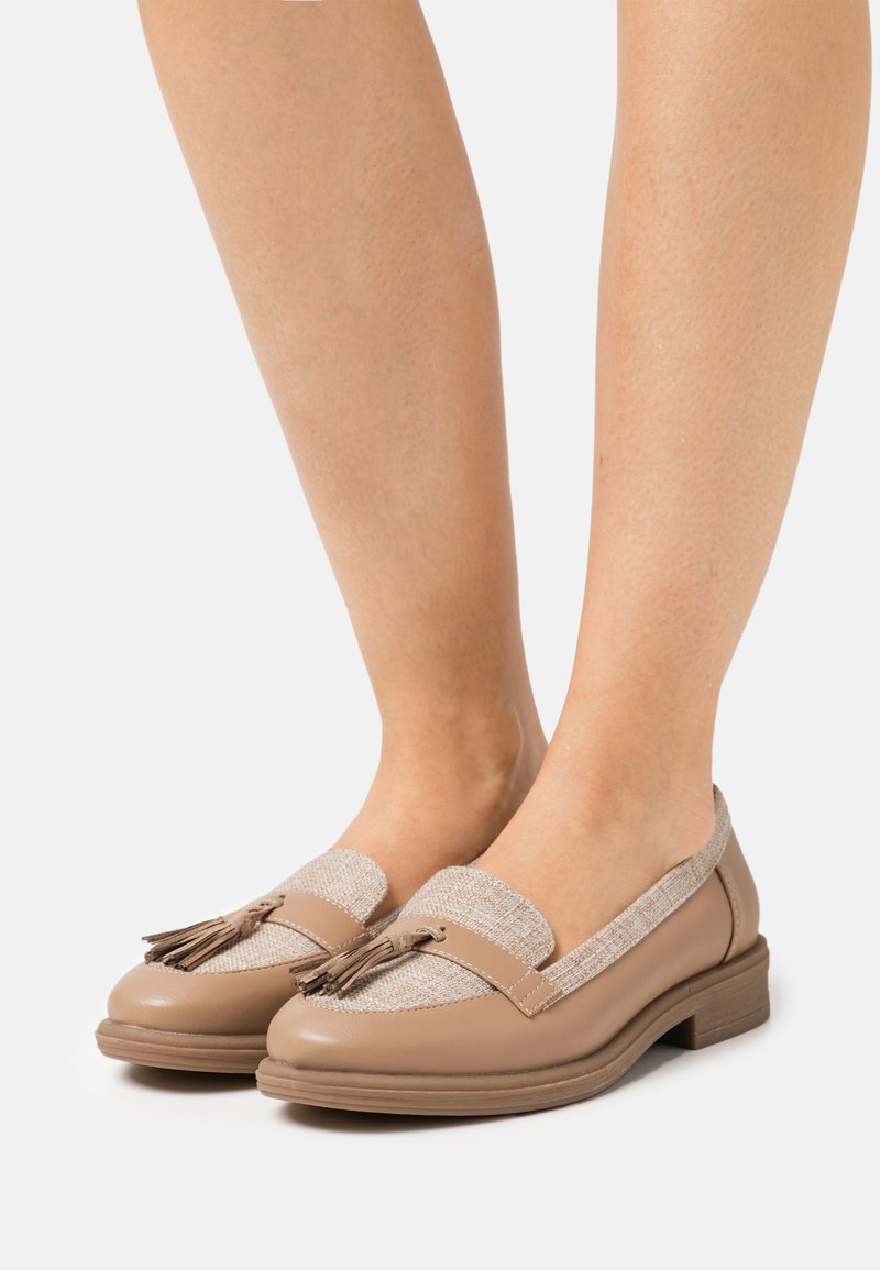 Anna Field - Slippers - taupe