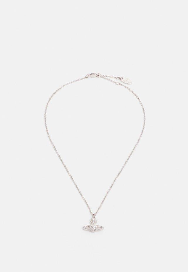 GRACE BAS RELIEF PENDANT UNISEX - Necklace - silver-coloured