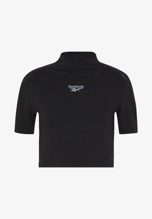 TIGHT - T-Shirt print - black