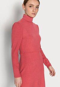 Glamorous Petite - LADIES DRESS - Jersey dress - burnt orange - 3