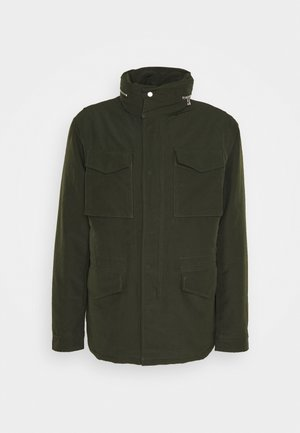 WINTER FIELD - Parka - dark army