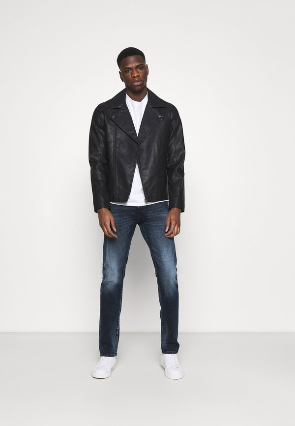 Levi's® LOGO TEE UNISEX - T-shirt basic - neutrals/biały Odzież Męska POOT