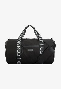 CONSIGNED - MARLIN  - Sac de voyage - black-wht - 1