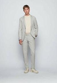 BOSS - Blazer jacket - silver - 1