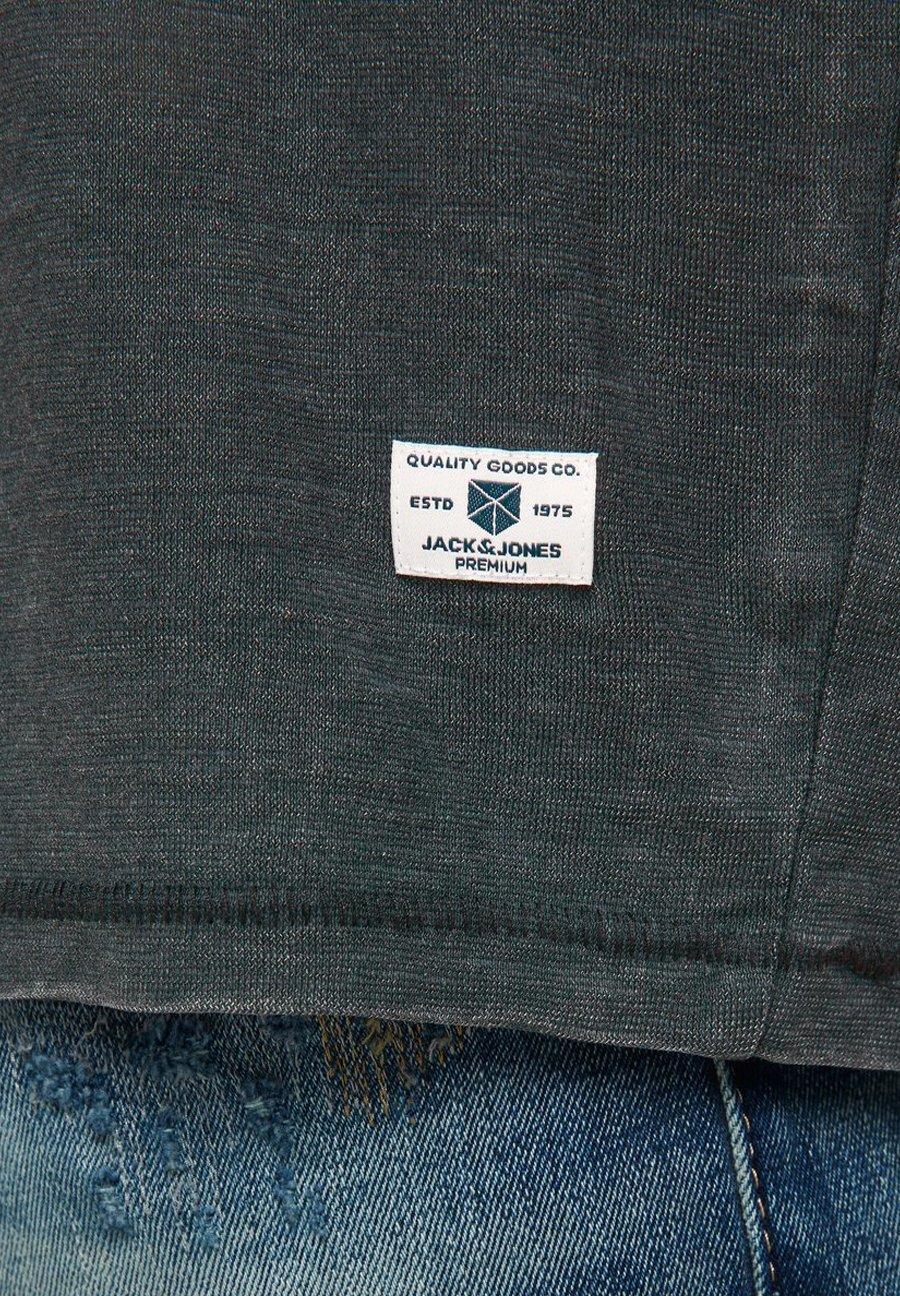 Jack & Jones PREMIUM Print T-shirt - caviar GUihW