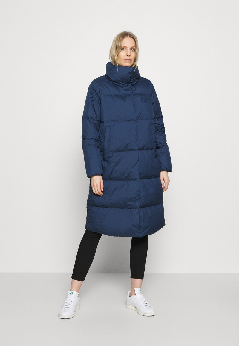Tommy Hilfiger - COAT - Down coat - night sky