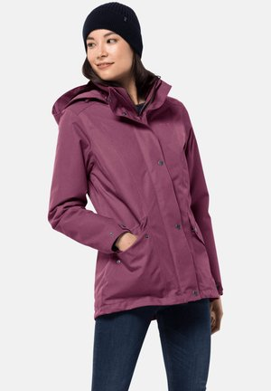 PARK AVENUE - Winter jacket - lila