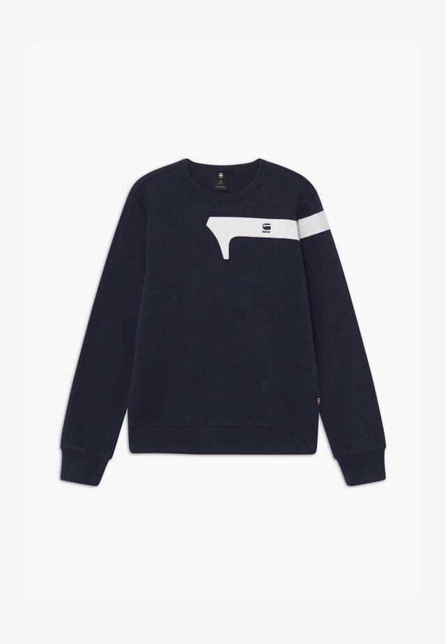 HODIN - Sweatshirt - mazarine blue