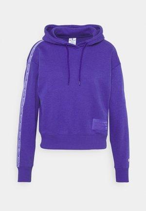 HOODED  - Sweatshirt - royal blue