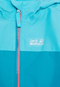 Jack Wolfskin - ICELAND 2-IN-1  - Outdoor jacket - atoll blue - 3
