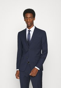 Calvin Klein Tailored - TROPICAL STRETCH SUIT - Completo - calvin navy - 2