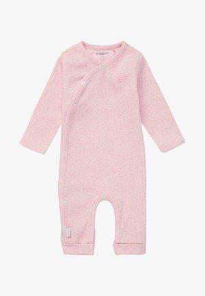 NEVIS - Sleep suit - light rose melange