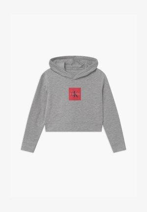 HOODIE - Pyjama top - grey