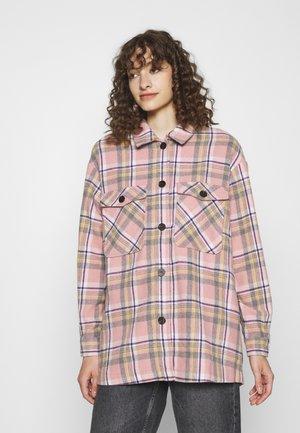 VISHILA SHACKET - Summer jacket - rose