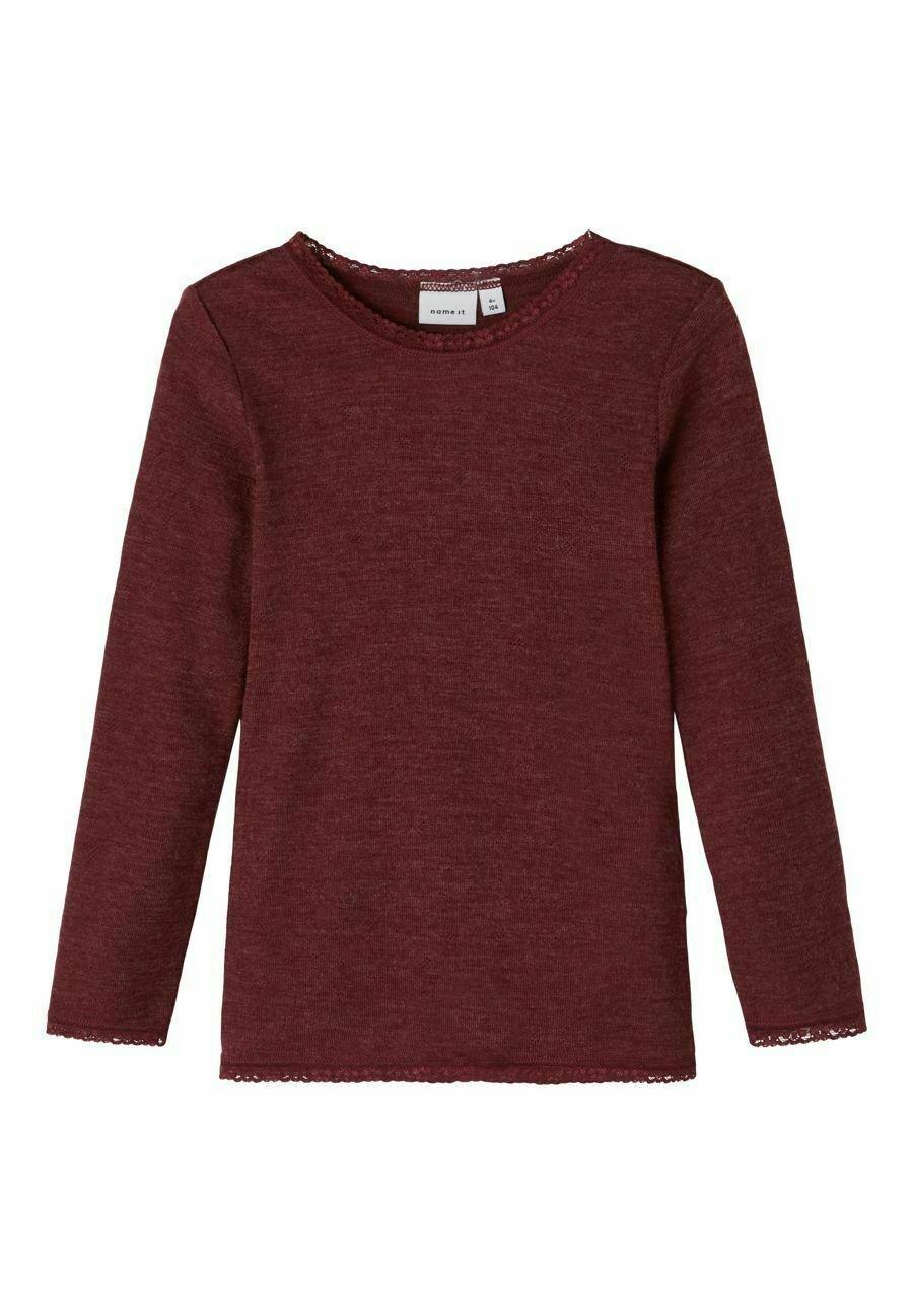 Bambini OBERTEIL  - Maglietta a manica lunga