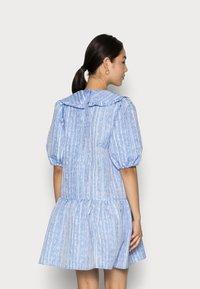 Cras - ARIACRAS DRESS - Day dress - brunnera blue - 2