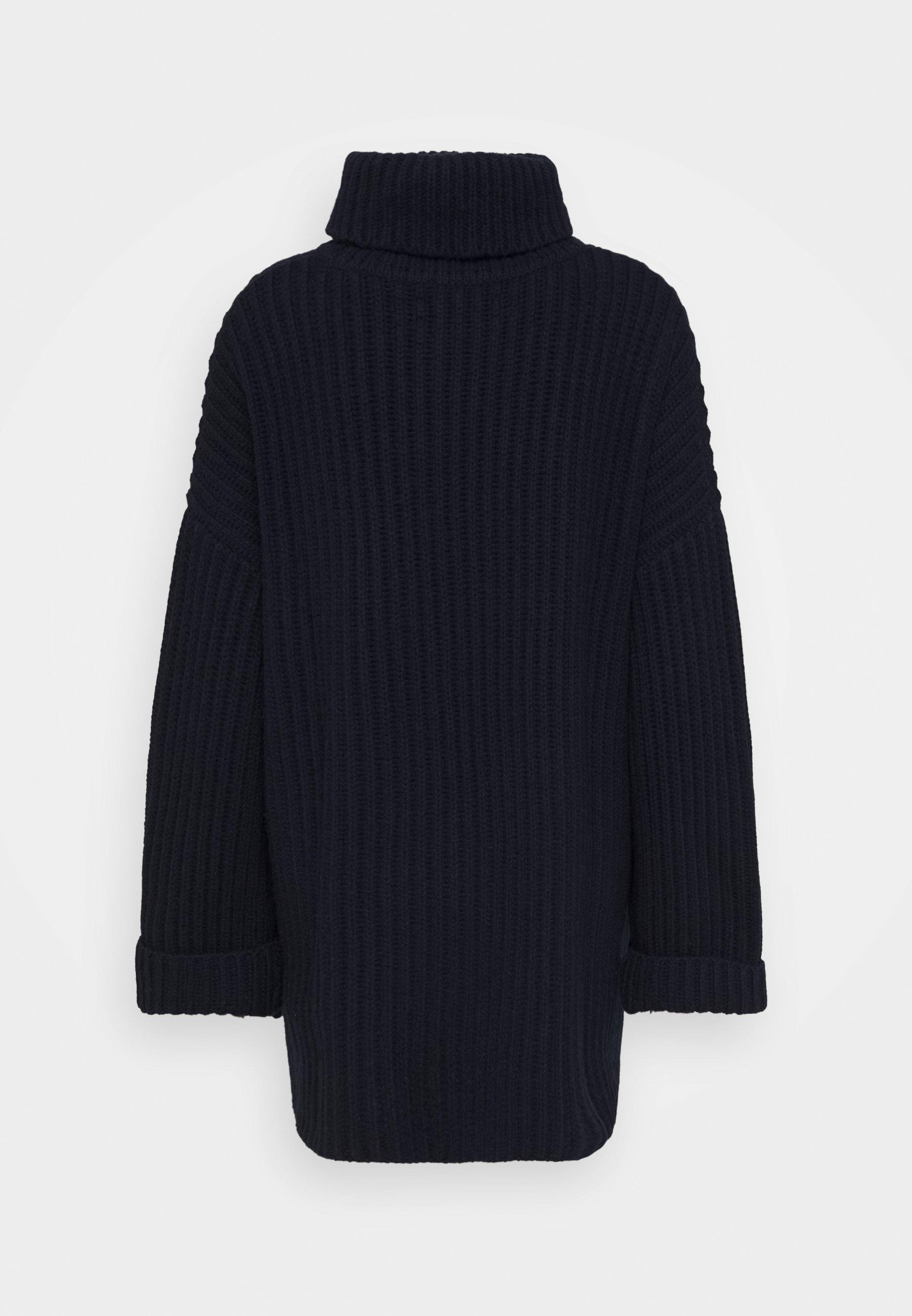 Samsøe Keiko Turtleneck - Pullover Sky Captain