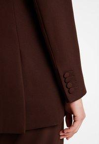 IVY & OAK - Blazer - dark chocolate - 6