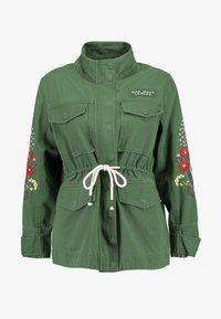 Pepe Jeans - ADAI - Summer jacket - dark khaki - 3