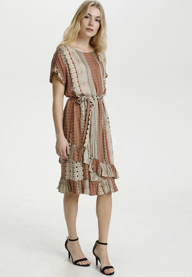 Korte jurk - elmwood
