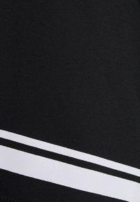 Only & Sons - ONSMATT LIFE LONGY STRIPE   - Print T-shirt - black - 2