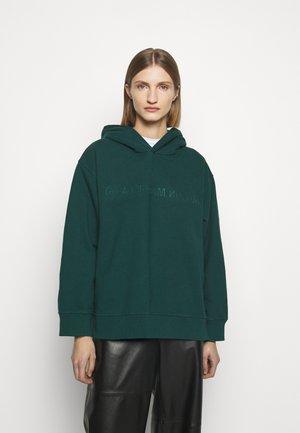Sweatshirt - duck green