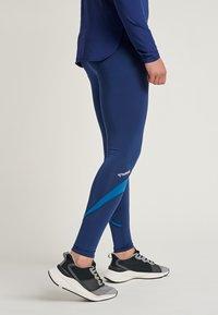 Hummel - HMLALONZO  - Leggings - medieval blue - 2