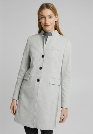Short coat - light grey