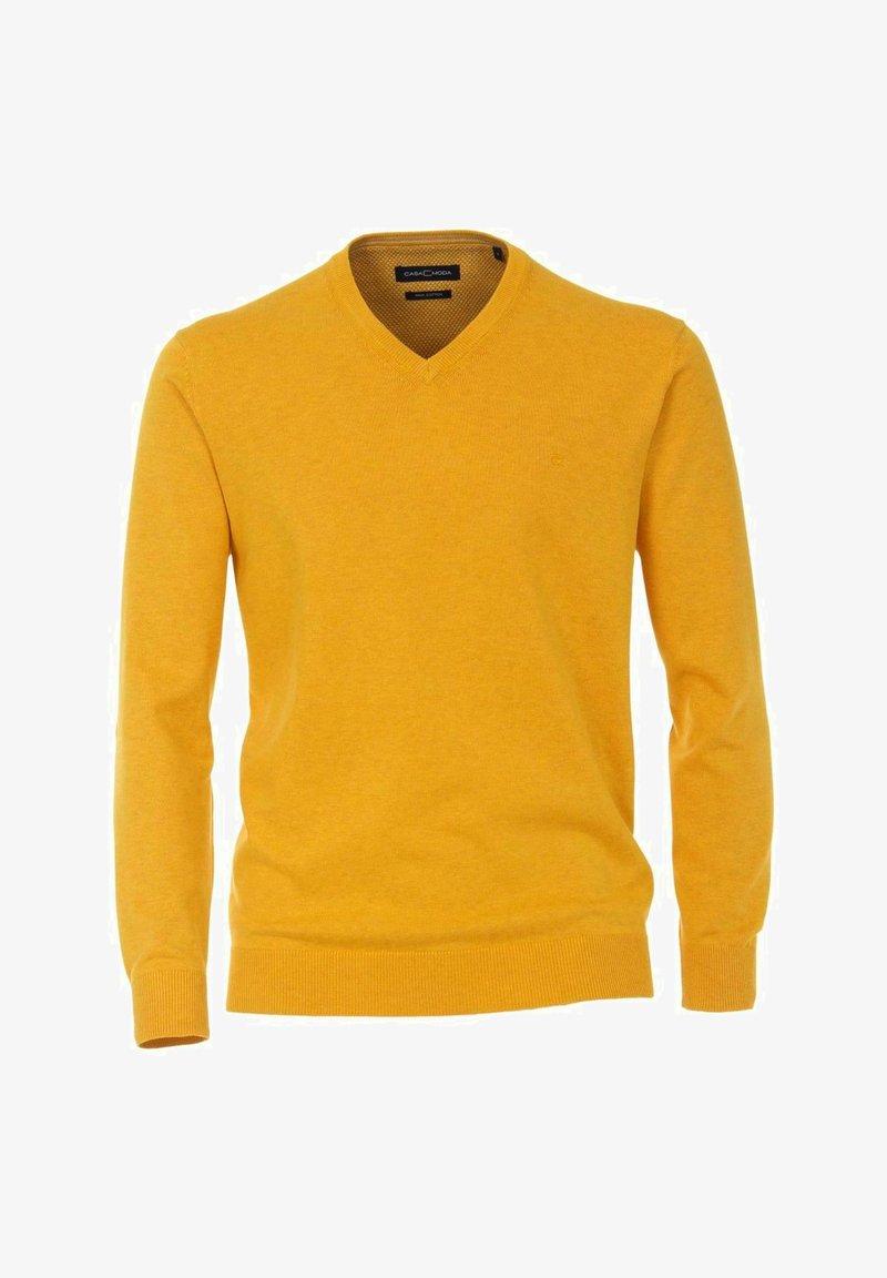 CASAMODA - Jumper - yellow