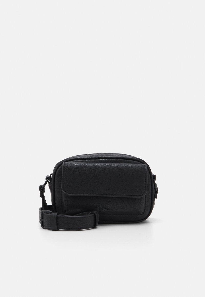 PARFOIS - CROSSBODY BAG JASMINE - Skulderveske - black
