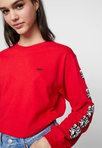 Obey Clothing - OBEY CUBE - Long sleeved top - red - 5